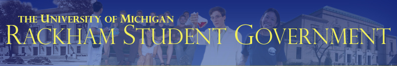 Rackham Student Government